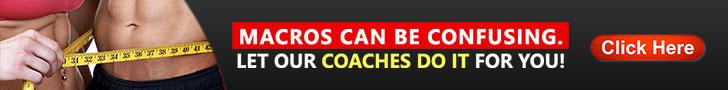 IIFYM Coach Do It For You