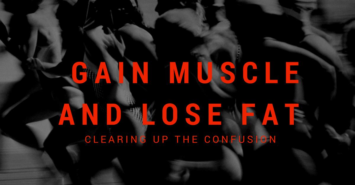 Build Muscle Lose Fat Simultaneously Results